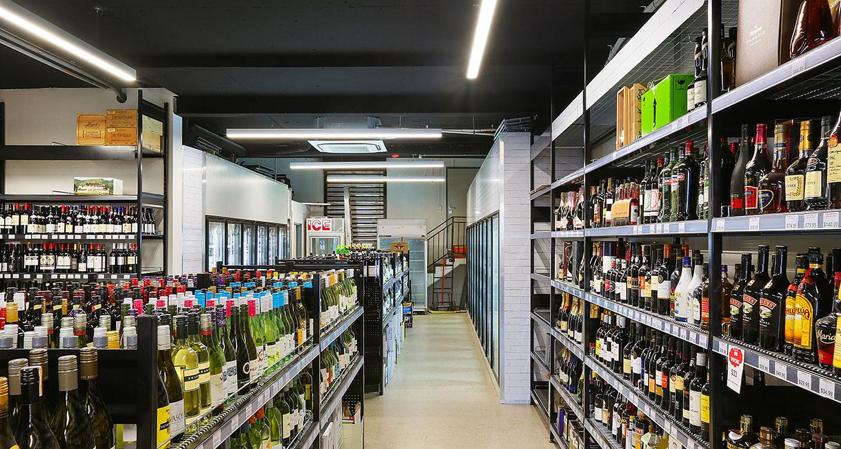 Industralight-LED-Lighting-Liquor-Store-2