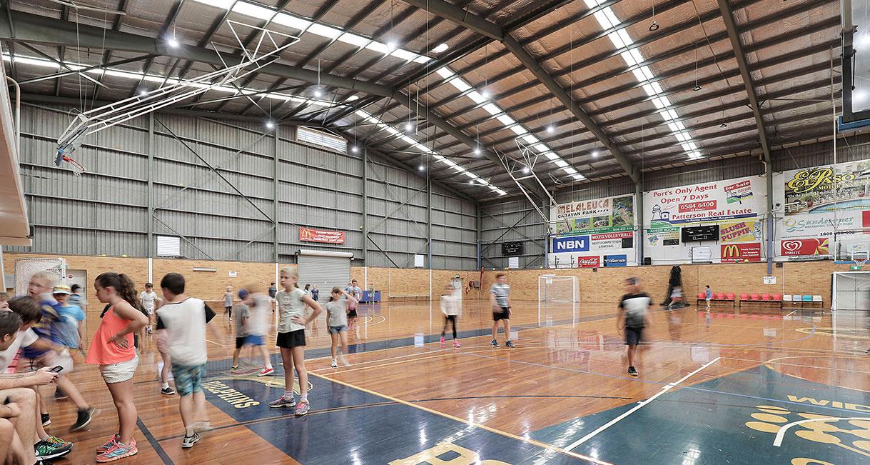 Industralight_Port_Macquarie_Indoor_Stadium_High_Mini_football_field1