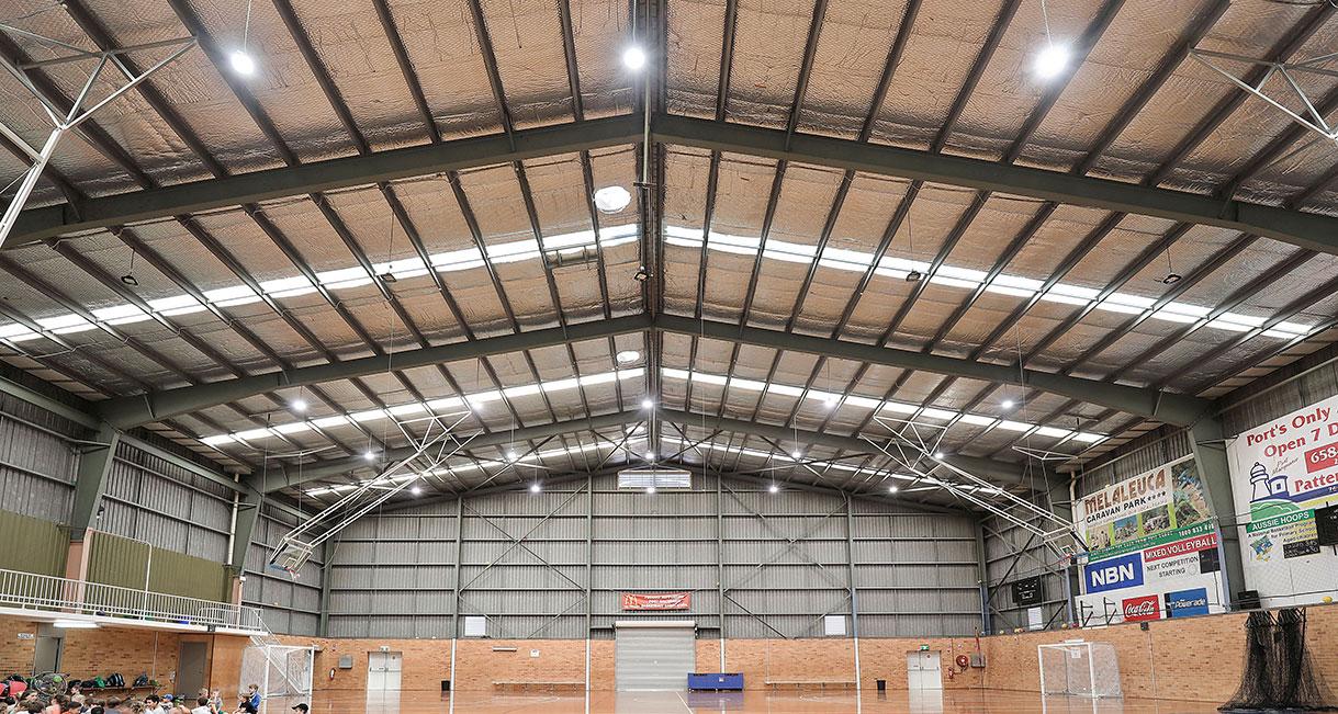 Industralight_Port_Macquarie_Indoor_Stadium_High_Mini_football_field2